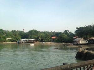 Pulau Ubin; what a quaint looking place!