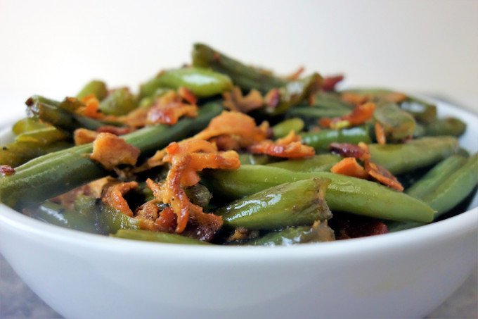 Green Beans and Bacon Recipe: Get Everyone to Eat Their Veggies!