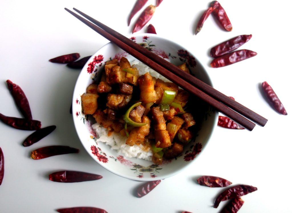 Twice Cooked Pork: Chinese Takeout Dishes