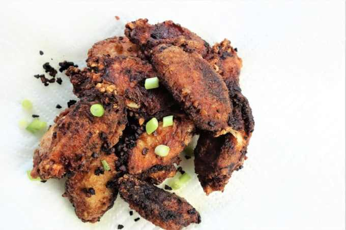 SWEET AND STICKY FISH SAUCE CHICKEN WINGS