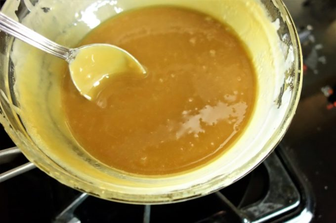 Chocolate Caramel Pie - Dark chocolate ganache and salted caramel in an Oreo crust