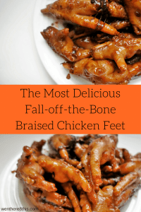 The Most Delicious Braised Chicken Feet