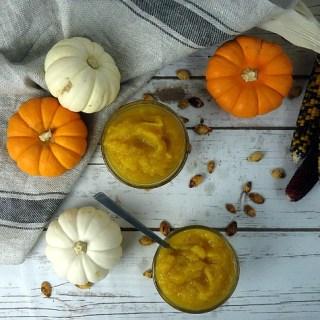 Learn how to make Homemade Slow Cooker Pumpkin Puree