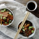 Japanese Braised Pork Belly (Kakuni)