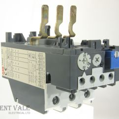 Contactor And Thermal Overload Relay Wiring Diagram Mr Heater Thermostat Abb Ta42du 32 32a Un Used