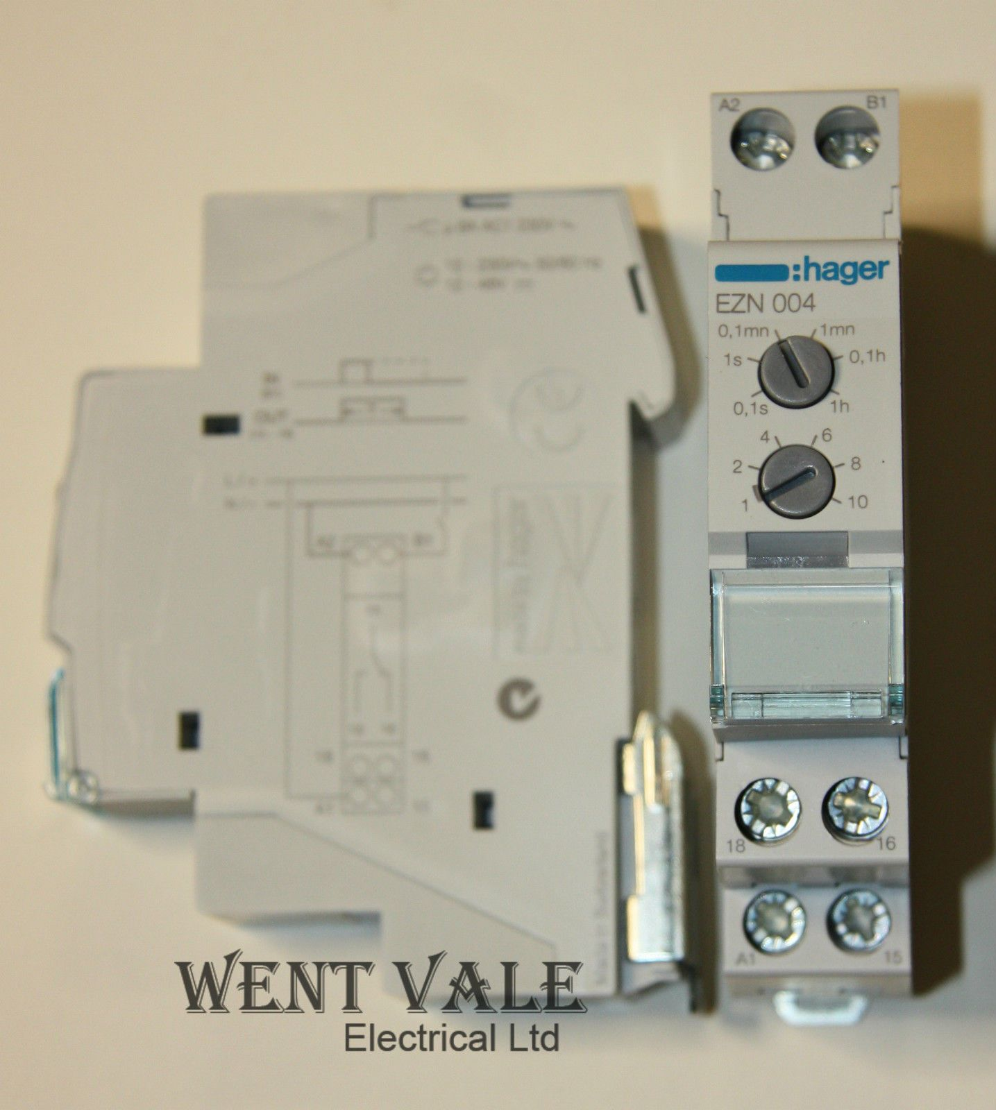 off delay timer wiring diagram hdmi to tv not working hager ezn004 relay new in box