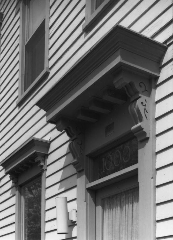 Exterior Custom Home Detail Md Dc & Northern Va