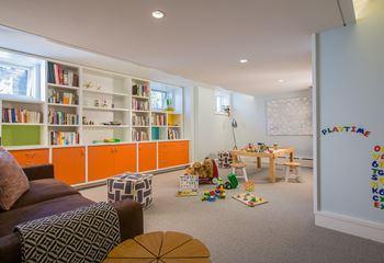 Basement Playroom Design Ideas  Basement Remodeling Washington DC MD VA