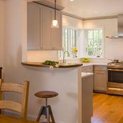 Layout Open Plan Kitchen Living Room Beach Themed Row House Design Ideas | Design-build Washington, Dc