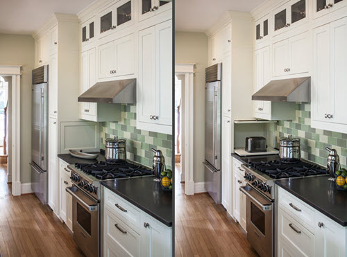 What Is An Appliance Garage How To Hide Appliances In A Kitchen
