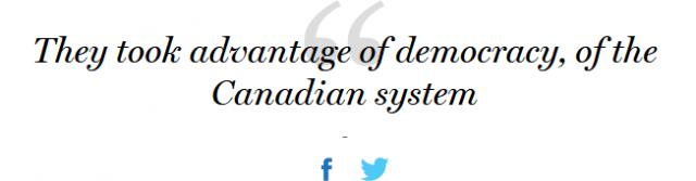 戎装合唱《我是一个兵》挑动加拿大人神经 爱哪国?(图)