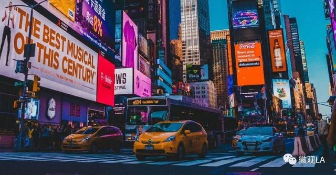 不吹不黑,我给美国各大城市写了首打油诗!纽约、LA、西雅图全入坑....