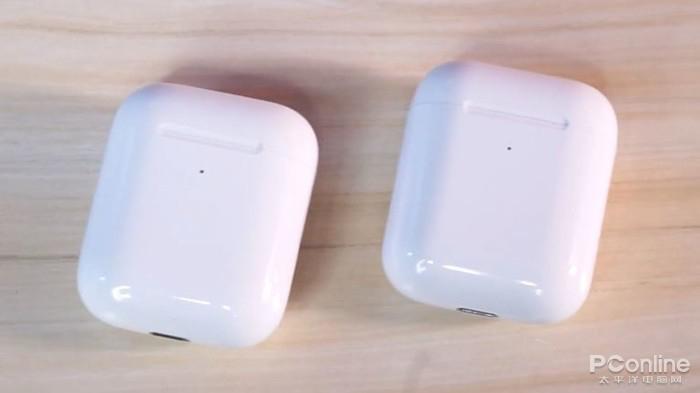 """山寨"""" Airpods 2 """"评测报告:90% 相似度 苹果无可奈何(图)"""
