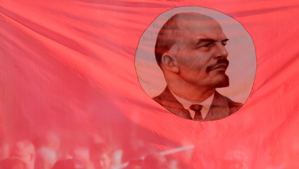 嗜血罪犯、精神病、小資:俄羅斯顛覆列寧神話(圖)