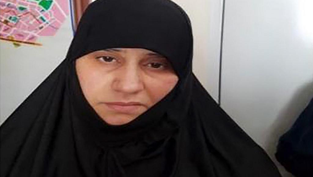 土耳其宣布活捉巴格達迪的妻子 照片曝光(圖)