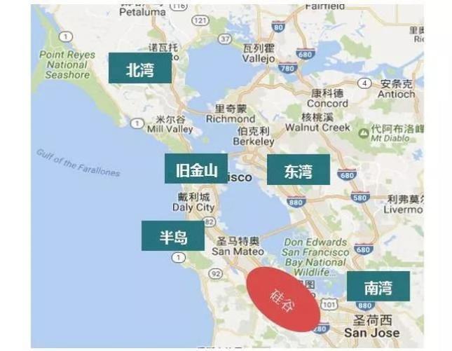 舊金山大灣區爆炸性增長詛咒帶來的啟示