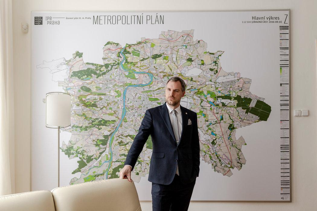 """市长兹德涅克·贺吉普说,姐妹城市协议中的""""一个中国""""宣言将布拉格拖入了外交事务。"""""""