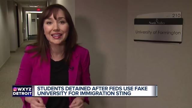 美国政府开野鸡大学骗留学生:钱留下,人滚蛋