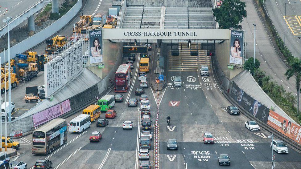 红勘隧道重开