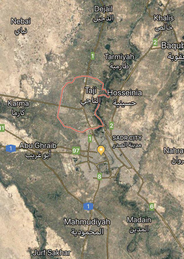 美軍再發動空襲!6死3重傷 民兵組織領導人疑死亡(圖)