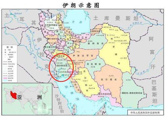 2020年第一个悬念来了:打伊朗 12万美军够吗?(图)