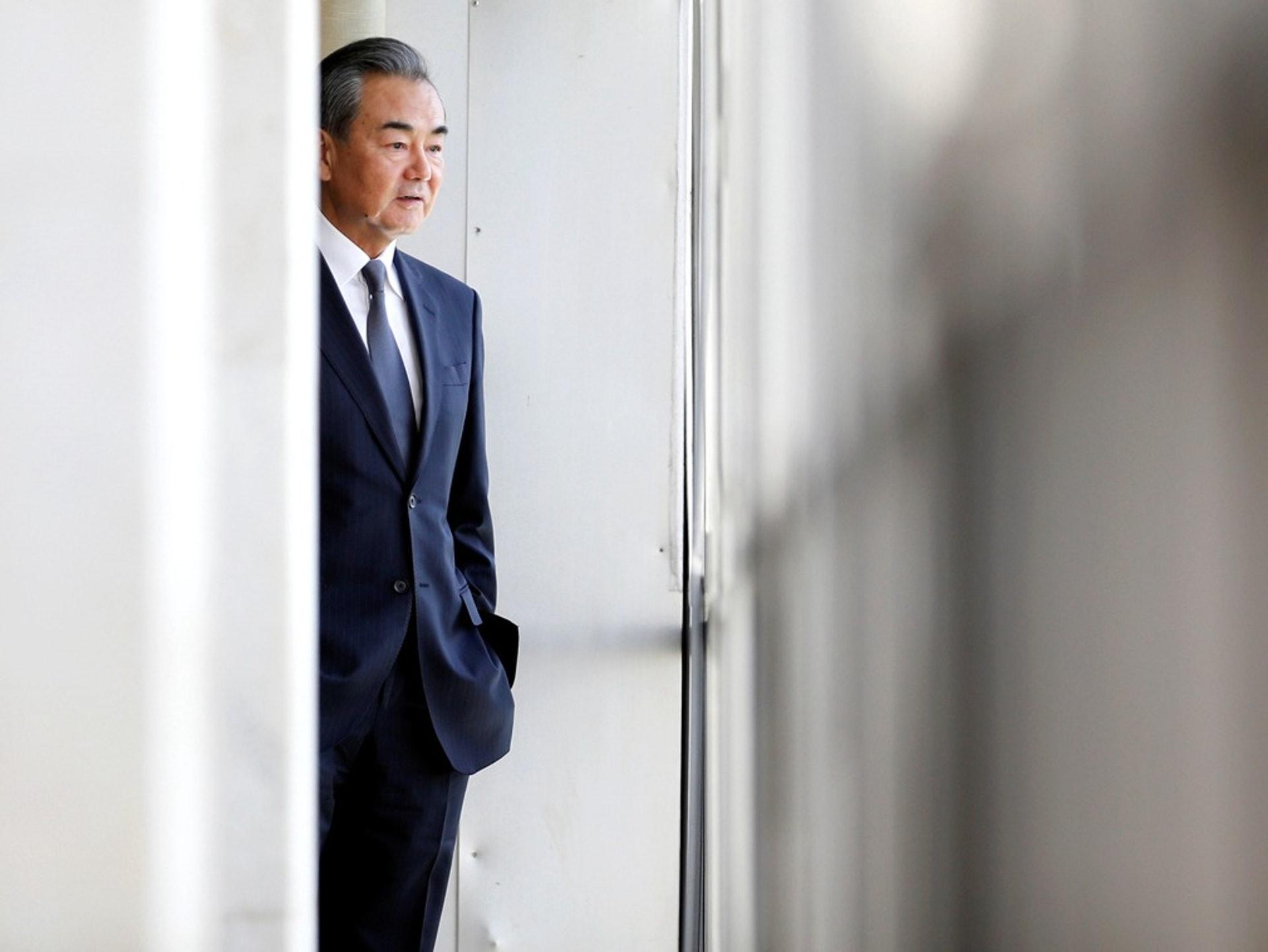 被中紀委點名批評,中國外交部不得不改的問題(圖)