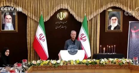 英大使伊朗集會視頻曝光 伊方:所作所為不符身份