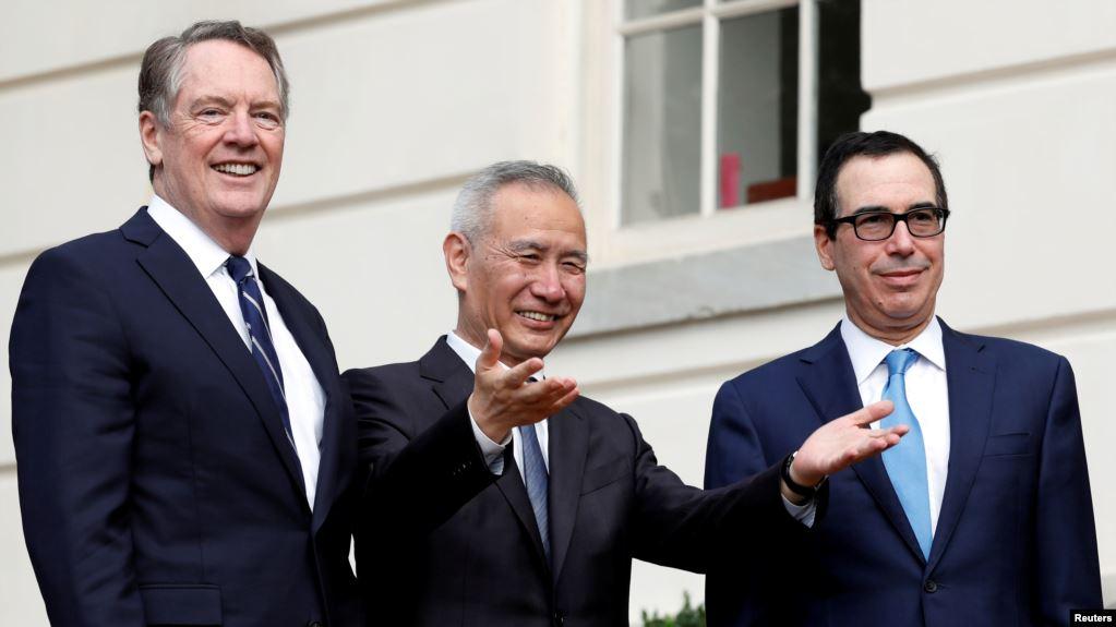 歡迎劉鶴?美國將中國移出匯率操縱國名單(圖)