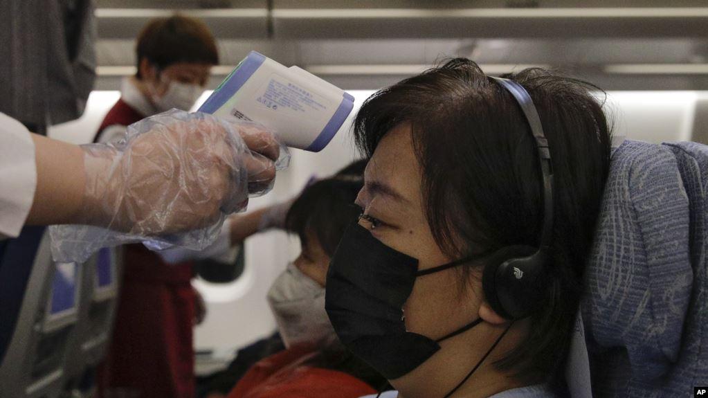 中国国航因疫情决定 取消美中之间的这些航班(图)