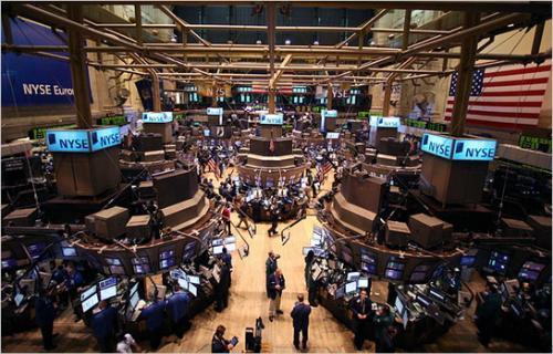 纽约证交所将关闭大厅 全面改用电子交易(图)