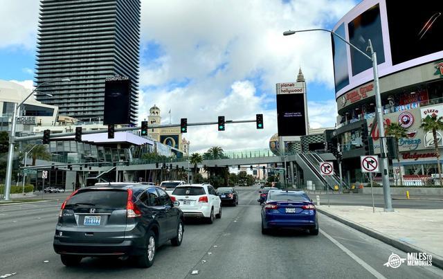 这就是今天拉斯维加斯大道的样子!(组图)
