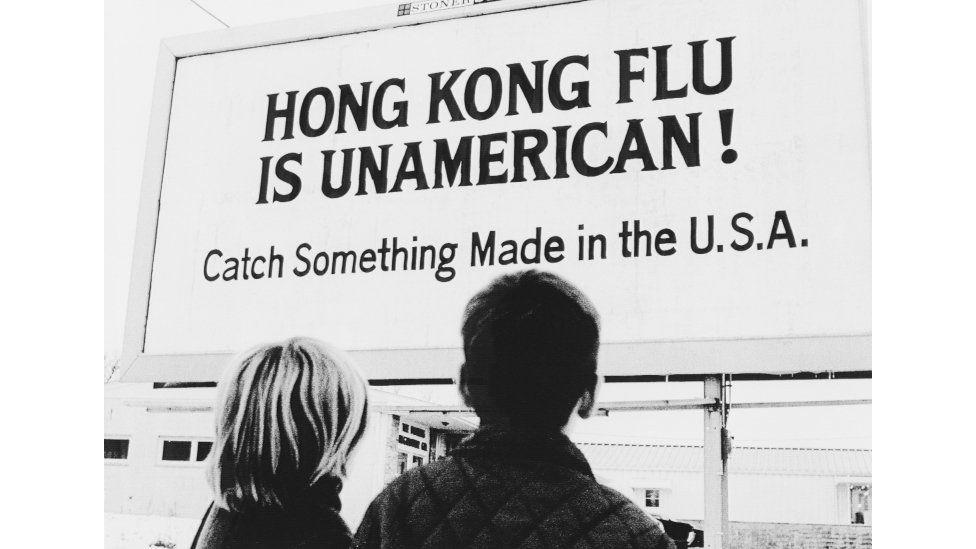 从出生起 我这辈子至少三次战胜致命流感病毒(图)