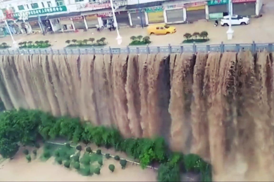 """""""最强降雨""""将至 中国黄色警报 替三峡大坝捏把汗"""