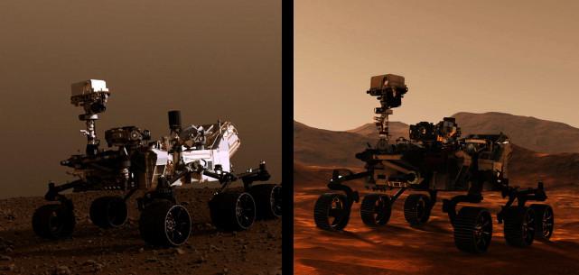 """NASA""""毅力""""号核动力火星车发射成功 还带了1架直升机!"""