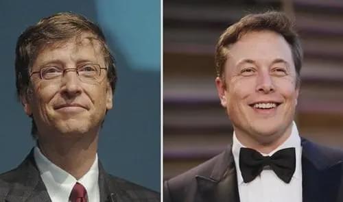 外网正在热议:马斯克和比尔 · 盖茨的恋情