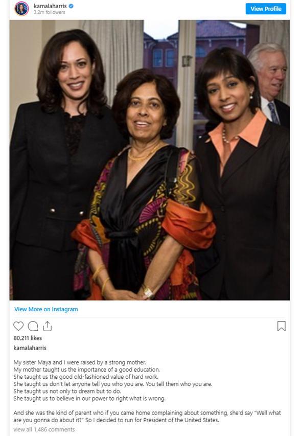 """""""女版奥巴马""""的背后,是100万令人颤抖的""""印度虎妈"""""""