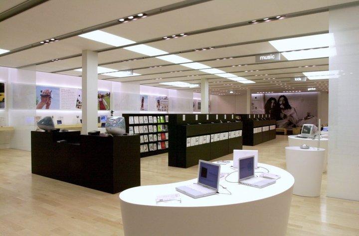 全球首家水上Apple Store 来了,可能是最美的苹果门店