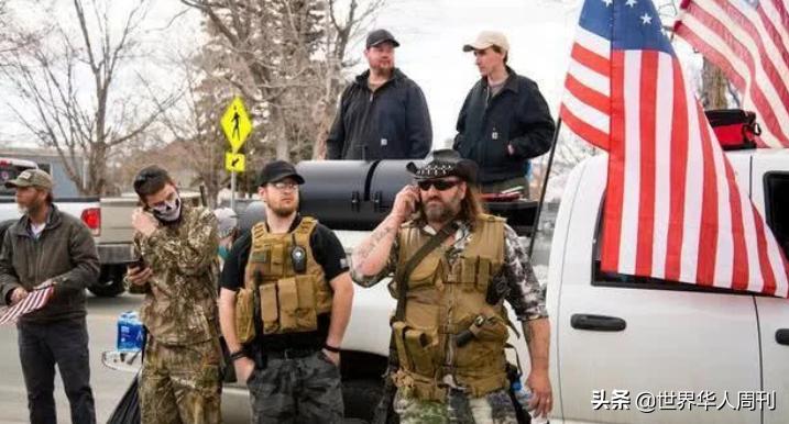 「紅脖子」白人:美國最不受待見的一群人,正在拚命保護特朗普