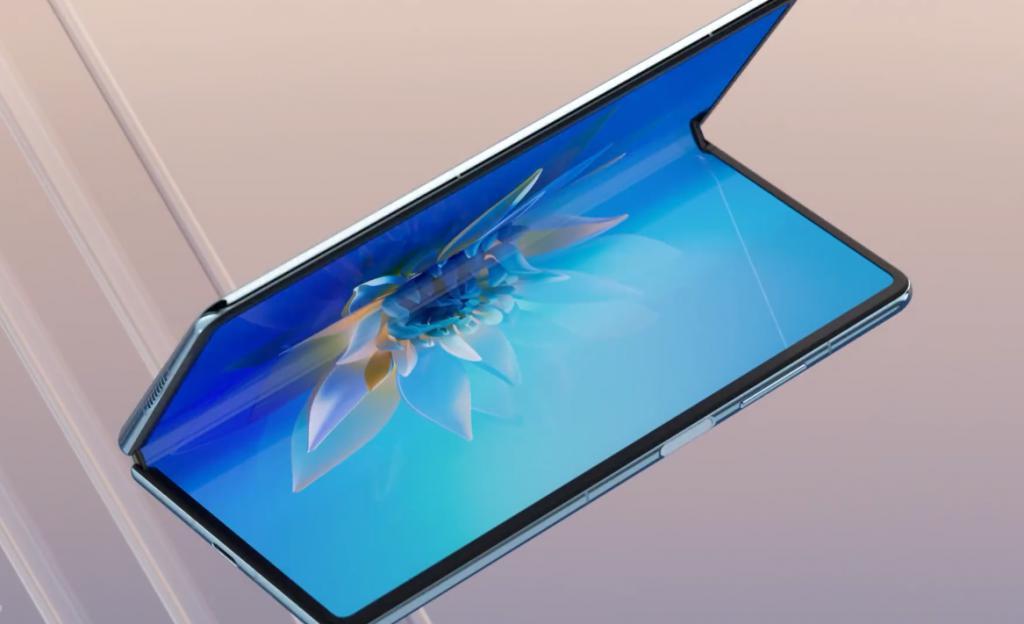 鸿蒙终于上线,华为新折叠屏手机又有什么心机?