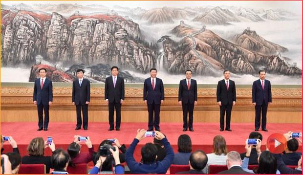明年二十大:政治局常委恢复邓时代的偶数制?