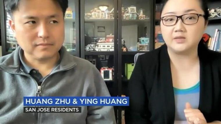 """中国家庭被邻居驱赶并痛骂""""共产党"""" 6岁孩吓坏"""