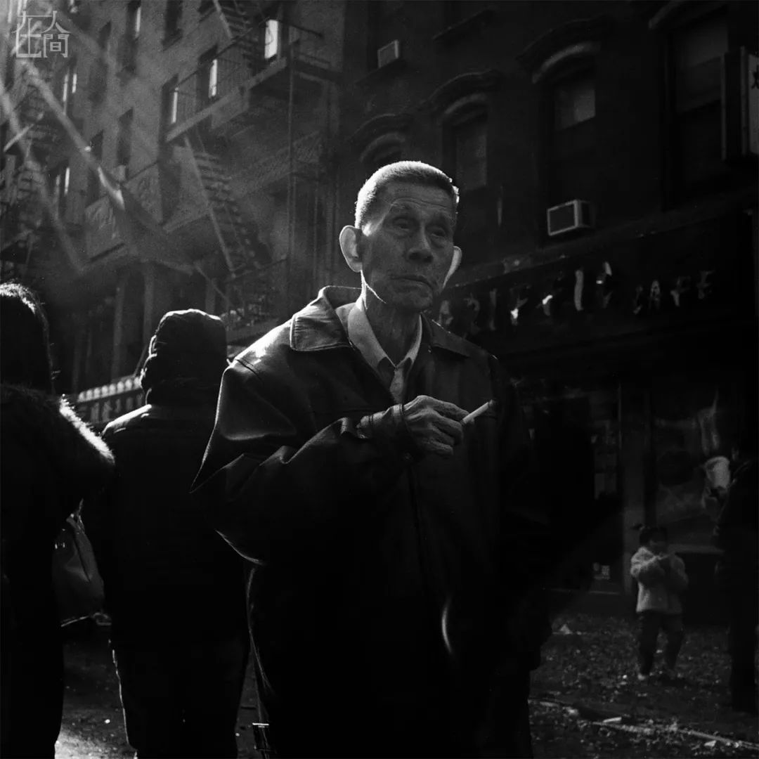 爷爷在纽约唐人街老去 我记录下他人生的最后时光