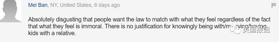 美国家长想和亲生孩子结婚,推乱伦合法化?