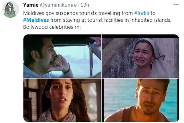 """印度惨变""""人间地狱"""" 宝莱坞明星却集体逃亡引民愤"""