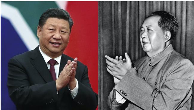 中共发布百句党史名言 习近平与毛泽东平分秋色