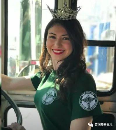 年轻的选美皇后努力了3年,终于当上了纽约环卫工!