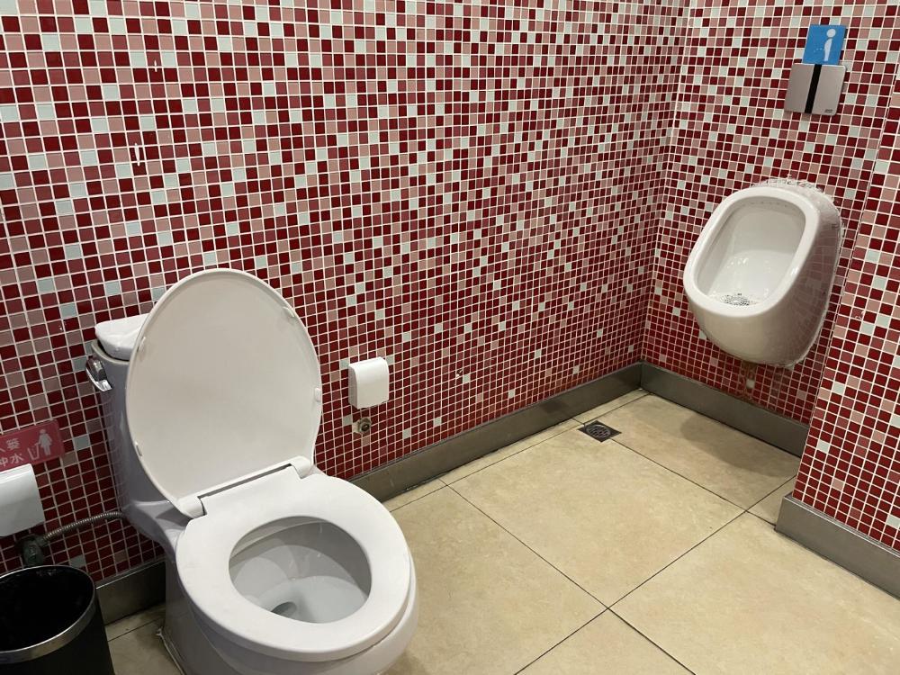 """中国""""家庭卫生间""""遇冷:多数母子进女厕"""