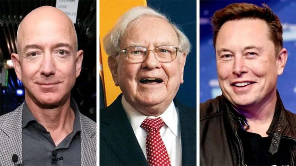 """超级富豪纳税情况大公开,""""真实税率""""低到惊人"""