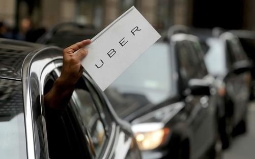 纽约华人优步司机的收入 1个月超过了1万美元(图)