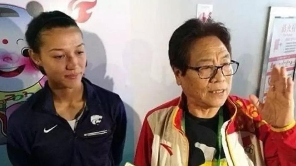郑凤荣外孙女郑妮娜力入籍中国 欲入围东奥未达标